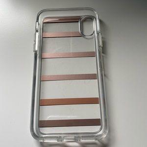 Otterbox Symmetry iPhone X phone case